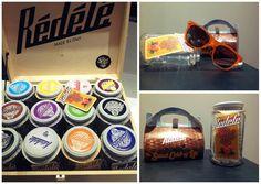 """""""The Sweet Color of Life"""" es el claim de esta nueva colección de gafas de sol de la marca italiana Rédélé, una auténtica explosión de colores por sólo 69 euros en nuestra Óptica Capitol. Y no, no son tarros de mermelada..."""