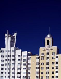 Delano & The National Hotel on Miami Beach...Dreamy