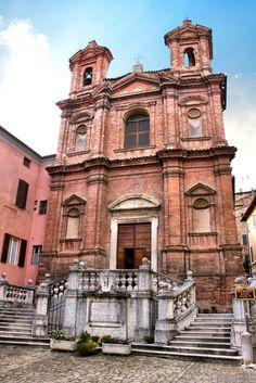 Jesi: Chiesa di San Pietro Apostolo 1