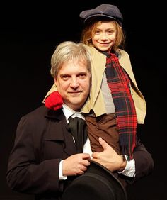 "Christmas Carol musical in Norwich incorporates steampunk - Norwich's Chestnut Street Playhouse is giving a holiday classic a unique twist. A musical, steampunk version of ""A Christmas Carol"" opens Friday at the theater, running through Dec. 20. Read more: http://www.norwichbulletin.com/article/20151202/entertainmentlife/151209893 #CT #Norwich #Connecticut #Musical #Steampunk #Arts #Holiday #Play #Theater #Theatre"