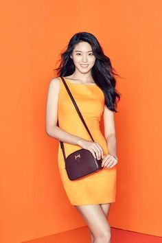 Photo )) AOA's SeolHyun for 2017 F/W Collection of Hazzys Accessories Korean Beauty, Asian Beauty, Kim Seolhyun, Kim Tae Hee, Asian Model Girl, Beautiful Asian Women, Sexy Asian Girls, Girls Generation, Asian Woman