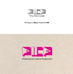 Логотип Рrague College Production – Разработка серии логотипов для творческого студенческого объединения Рrague College Production (Прага)