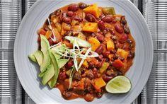 Diana Henry's bean chilli