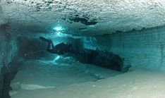 Cave diving in the Urals. Photos by DiveXpert Club, Andrey Dmitriev, Victor Lyagushkin and Dmitri Osipov.