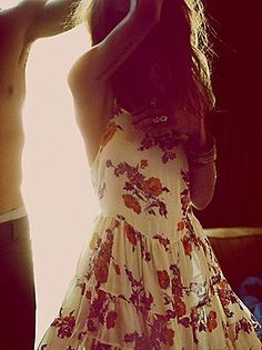 Free People Circle of Flowers Slip at Free People Clothing Boutique