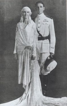 On 5 November 1927 Prince Amedeo of Italy, Duke of Aupalia and heir to the title Duke of Aosta, married princess Anne of France, daughter of Jean, Duke of Guise (pretender to the French throne) and Princess Isabelle of France.