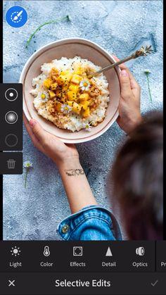 on CC mobile pro Creative Portrait Photography, Photography Editing, Mobile Photography, Photography Tutorials, Food Photography, Photo Editing Vsco, Photography Filters, Lightroom Tutorial, Editing Pictures
