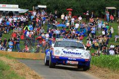cool ADAC Eifel Rallye Festival 2017 - Ein Blick hinter die Kulissen