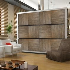Deflect-o Decorative Wall Panel Collection DEFWALLPANEL1