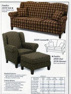 Carolina Country Furniture  Pamlico Series