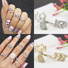 fashion rings on hands - Google Search