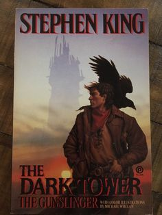For me the release of The Dark Tower as a major motion picture is a countdown. I'm on the clock, literally, as I want to finish the book series before … Continue reading My Mission to The Dark Tower Gunslinger Dark Tower, The Dark Tower Series, Books To Read, My Books, Music Books, Stephen King Novels, Steven King, Fantasy Books, Great Books