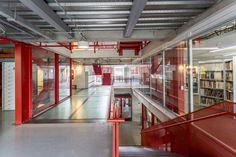 Galería de Escuela Internacional de Diseno y Comercio Lasalle College / MRV arquitectos + NOAH arquitectura - 9