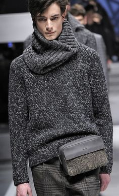 Fendi FW13/14 - Milan Mens Fashion Week