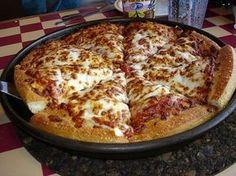 Master Recipe Binder: Pizza Hut Original Pan Pizza and other restaurant recipes Pizza Recipes, Cooking Recipes, Chicken Recipes, Cooking Corn, Fondue Recipes, Cooking Steak, Steak And Ale, Restaurant Recipes, Italian Recipes