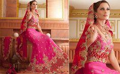 Indian Designer Bridal Lehenga Choli - Wedding Dresses in London, UK Lehenga Choli Wedding, Designer Bridal Lehenga, Bridal Sarees, Punjabi Fashion, Indian Fashion, Ethnic Fashion, Bollywood Dress, Bollywood Fashion, Pakistani Outfits