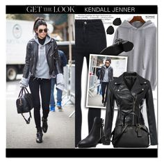 """""""Get the Look: Kendall Jenner"""" by jenny007-281 ❤ liked on Polyvore featuring Coach, 3.1 Phillip Lim, women's clothing, women's fashion, women, female, woman, misses, juniors and GetTheLook"""
