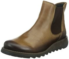 Fly London Salv Rug, Damen Chelsea Boots - http://on-line-kaufen.de/fly-london/fly-london-salv-rug-damen-chelsea-boots