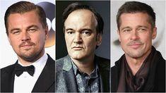 """Uma reunião dessas bicho! Se liga! """"Brad Pittfoi confirmado no novo filme deQuentin Tarantino que ganhou o título:Once Upon A Time In Hollywood.  Pitt se juntará àLeonardoDiCapriono drama que mostrará Los Angeles no ano de 1969..."""" Confirma mais informações no site (link na bio). . . . #tarantino #leonardodicaprio #bradpitt #cinema #movies #noticias #news #manguacanerd"""