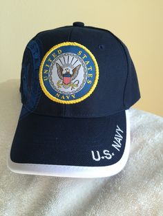 U.+S.+Navy+New+Dark+Blue+ball+cap+with+Shadow+logo+and+tags +U.+S.+Navy +new+dark+blue+ball+cap+with+shadow+logo+and+tags. 2cb5f4266d29