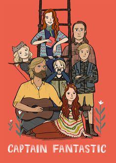http://www.emmelineillustration.com/captain-fantastic-film-fan-illustration