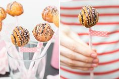 Oh, food on a stick. Does it get any cuter, more Pinterest-y, or cocktail-friendly than cake pops, kabobs, popsicles, and more? To celebrate the summery season of entertaining, we're serving up 100 different foods you can serve, eat, and gawk at… on a stick! Bon appetit!