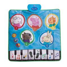 "x6 Peppa Pig Youtube Kids Children Baby 2/"" PVC Keychain"
