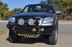 BT50 B22P Xrox Bar Bull Bar, Ford Ranger