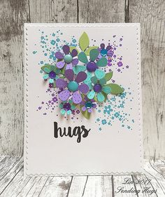Floral Hugs