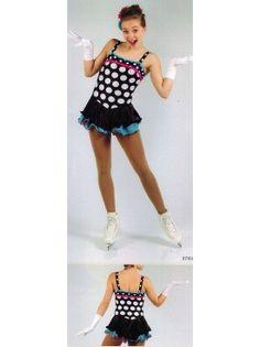Xpression XP1606 Skating Dress For Figure Skating | Buy Online
