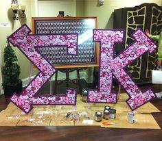 Sigma Kappa Lilly Print- Auburn University