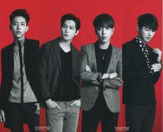 "CNBLUE 7th Japanese Single ""Truth"" Jacket"