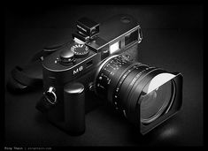 Leica M8/ M8.2 by mingthein, via Flickr
