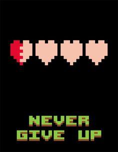 Legend of Zelda Otaku, Game Quotes, Wind Waker, Breath Of The Wild, Legend Of Zelda, Never Give Up, Inspire Me, Video Games, Geek Stuff