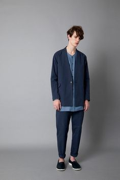 Well over a year since we last featured ETHOSENS and its newest offerings, the Japan-based menswear