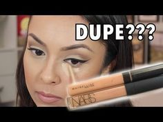 Beauty Tip on Nars Radiant Creamy Concealer DUPE? by Angelica Sky. Check out more Makeup on Bellashoot. Maybelline Master Contour, Maybelline Blushed Nudes, Maybelline Fit Me Concealer, Nars Radiant Creamy Concealer, Drugstore Makeup Dupes, Highlighter Makeup, Nars Dupe, Contouring Makeup, Make Up Dupe