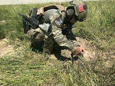 Turkey Special Forces - Turkey Naval Forces - EOD (Explosive Ordnance Disposal) - Turkey Naval Forces UnderWater Defence Commandos (SAS) Commandos