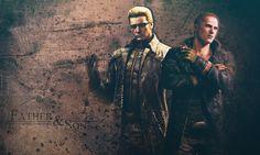 Wesker & Jake