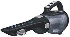 6. Black + Decker BDH2000L 20-Volt Max Lithium Ion Battery Cordless Hand Vacuum