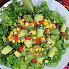 Heather's Cilantro, Black Bean, and Corn Salsa Recipe - Allrecipes.com