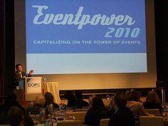 Eventpower 2010   Photo by Marcia Rudy   #evp10