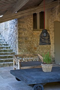 Suite Absolue - Le Parfum des Collines, B&B in Provence, France. They do diner twice a week upon reservation.