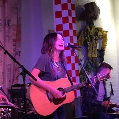 Carly Pearce, ACME Feed and Seed, Nashville, TN 3/13/15
