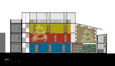 Gallery of Ccasa Hostel / TAK architects - 37