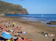 Portugal Reiseführer Azoren Strand