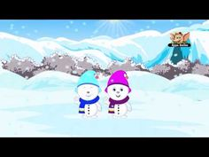 Five Little Snowmen -