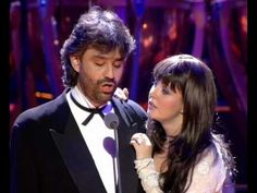 Sarah Brightman - Time To Say Goodbye (Con Te Partiro) (duet with Andrea Bocelli)