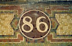 86th Street Station New York subway mosaic