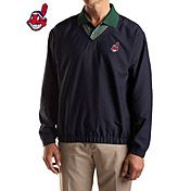 Cleveland Indians Astute V-neck Windshirt - MLB.com Shop