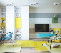 yellow-interior-ideas
